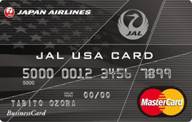 JAL USA CARD イメージ